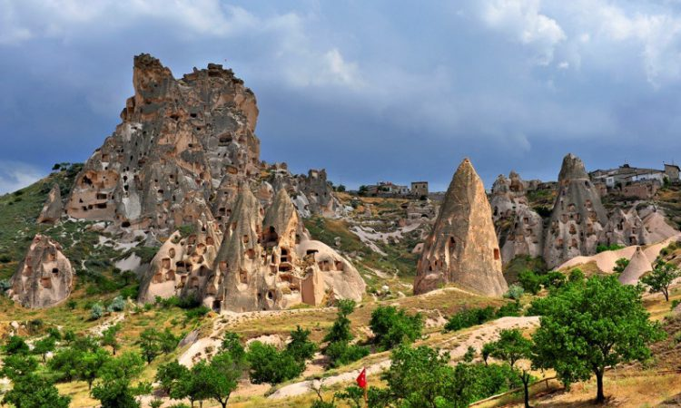 поход по Турции - Каппадокия
