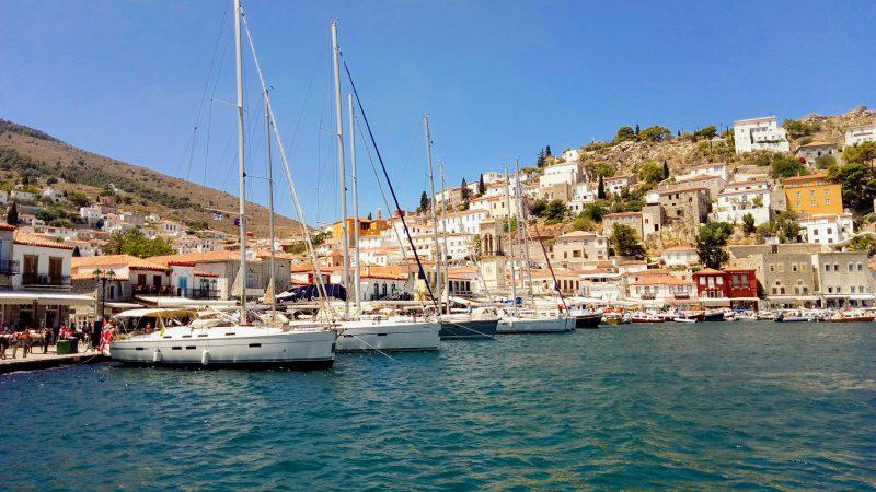Яхтинг Греция