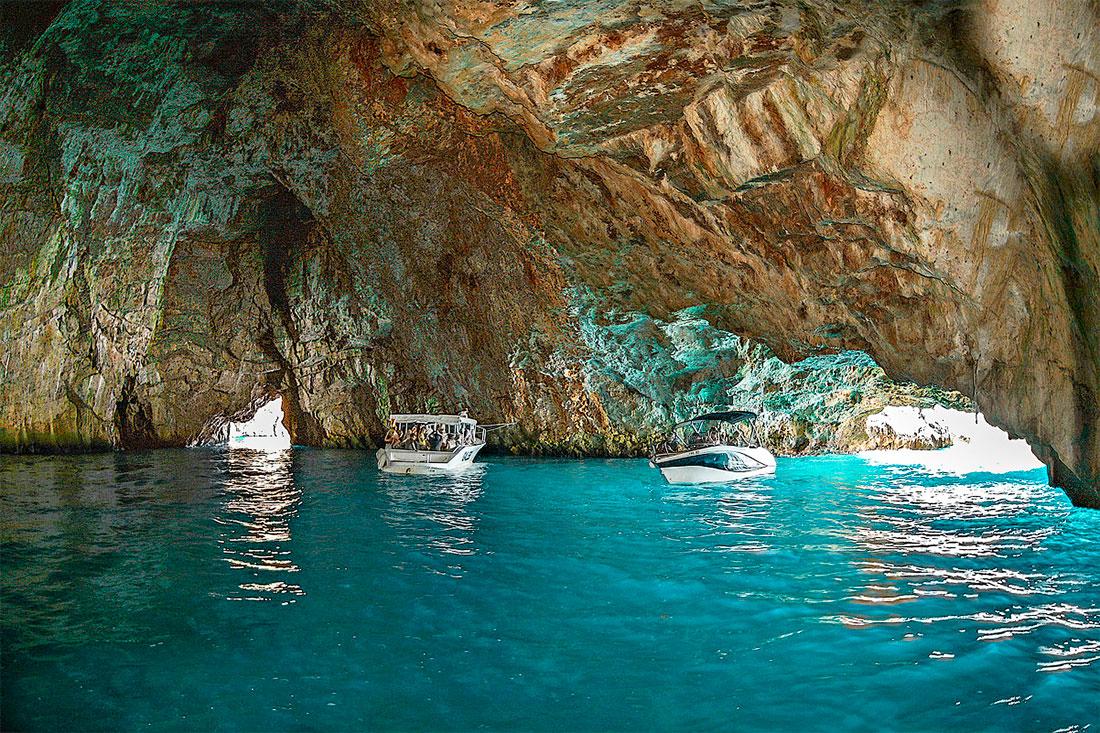 Яхтинг в Хорватии - город Трогир