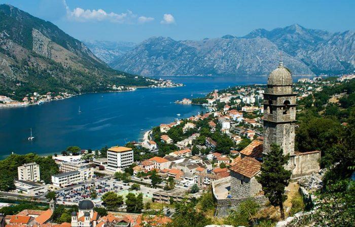 Яхтинг Черногория